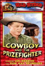 Cowboy And The Prizefighter (1949) afişi
