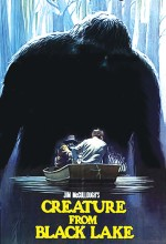 Creature From Black Lake (1976) afişi