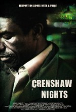 Crenshaw Nights (2008) afişi