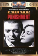 Crime And Punishment (1935) afişi