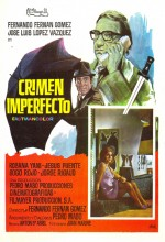Crimen Imperfecto (1970) afişi