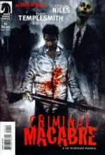 Criminal Macabre (2012) afişi
