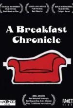 Crónica De Un Desayuno (2000) afişi