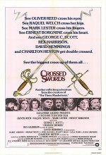 Crossed Swords (1977) afişi