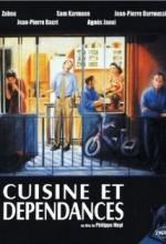 Cuisine Et Dépendances (1993) afişi