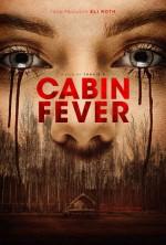 Cabin Fever (2016) afişi
