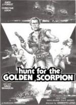 Caccia Allo Scorpione D'oro (1991) afişi