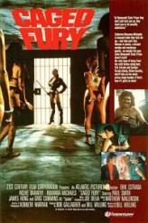 Caged Fury ( I ) (1990) afişi