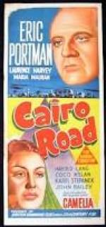 Cairo Road (1950) afişi