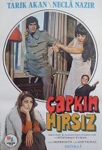 Çapkın Hırsız (1975) afişi