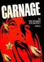 Carnage (1984) afişi