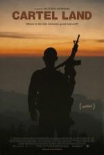 Cartel Land (2015) afişi