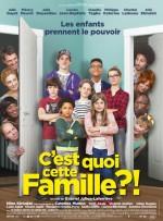C'est Quoi Cette Famille?! (2016) afişi
