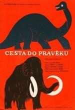 Cesta do praveku (1955) afişi