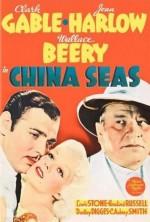 China Seas (1935) afişi