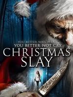 Christmas Slay (2015) afişi