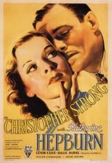 Christopher Strong (1933) afişi