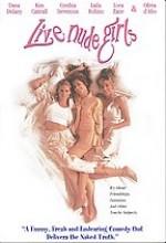 Çıplak Kızların Yaşamı (1995) afişi