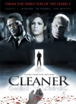 Cleaner (2007) afişi