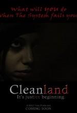 Cleanland (2014) afişi