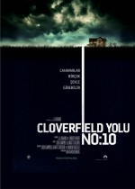 Cloverfield Yolu No: 10 (2016) afişi
