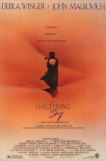 Çölde Çay (1990) afişi