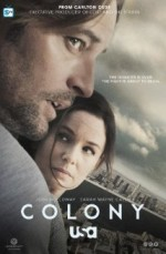 Colony (2016) afişi