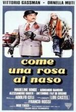Come una rosa al naso (1976) afişi