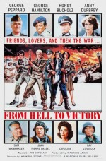 Contro 4 Bandiere (1979) afişi