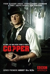 Copper (2012) afişi
