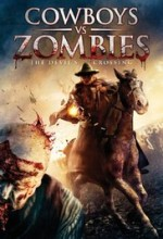 Cowboys vs. Zombies  afişi