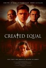 Created Equal (2017) afişi