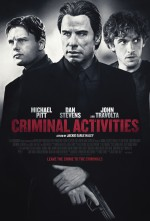 Criminal Activities (2015) afişi