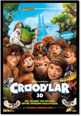 Crood'lar (2013) afişi