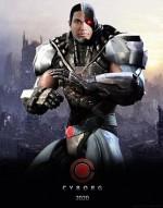 Cyborg (2020) afişi