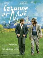 Cézanne Et Moi (2016) afişi