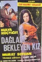 Dağları Bekleyen Kız(ı) (1968) afişi