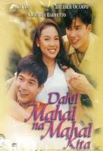 Dahil Mahal Na Mahal Kita (1998) afişi