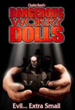 Dangerous Worry Dolls (2008) afişi