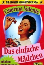 Das Einfache Mädchen (1957) afişi