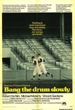 Davulları Yavaş çalın (1973) afişi