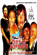 Days Of Bondage (2005) afişi
