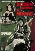 Døden Kommer Til Middag (1964) afişi