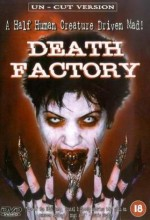 Death Factory (2002) afişi