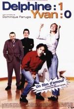 Delphine 1, Yvan 0 (1996) afişi