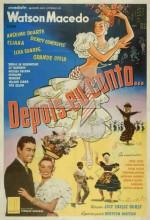 Depois Eu Conto (1956) afişi