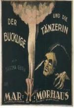 Der Bucklige Und Die Tänzerin (1920) afişi