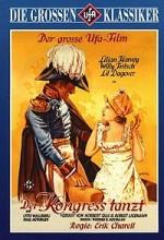 Der Kongreß Tanzt (1931) afişi