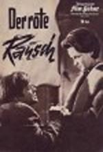 Der Rote Rausch (1962) afişi
