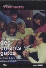 Des Enfants Gâtés (1977) afişi
